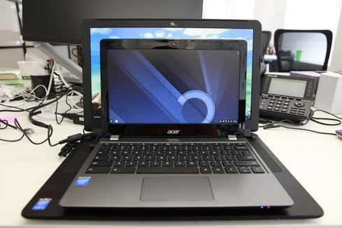 Chromebook Vs. Chromebook: Measuring Acer's C910, C740