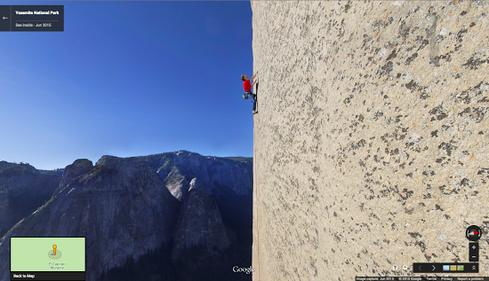 10 Wildest Google Street View Adventures