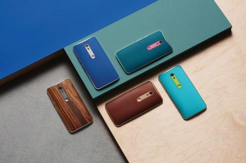 The Motorola Moto X (Image: Motorola)