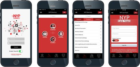 The NYP Connect App