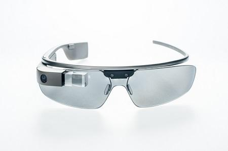 The earlier Google Glass.
