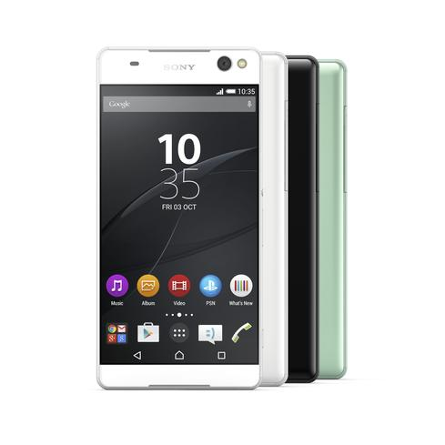 The Xperia C5 (Image: Sony)