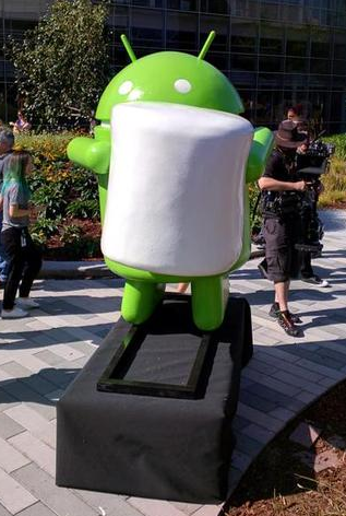 (Image: Android Engineering VP Dave Burke via Twitter)