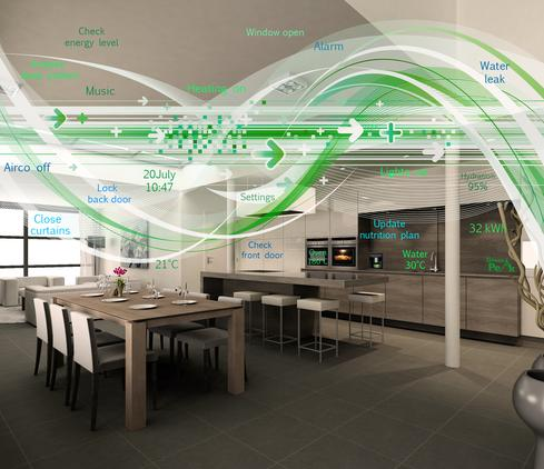 GreenPeak's vision of the smart home. But please don't call it that.  (Image: GreenPeak)