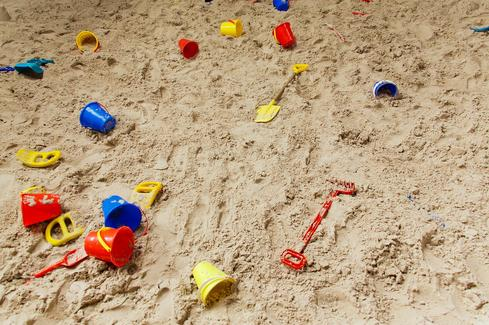Container Sandbox  Within a container, the abstract layer where all data writes are performed while the container is running is known as the container sandbox. This is where all OS modifications, registry changes, and any applications are installed. All other parts of the container remain untouched.  (Image: PublicDomainPictures via Pixabay)