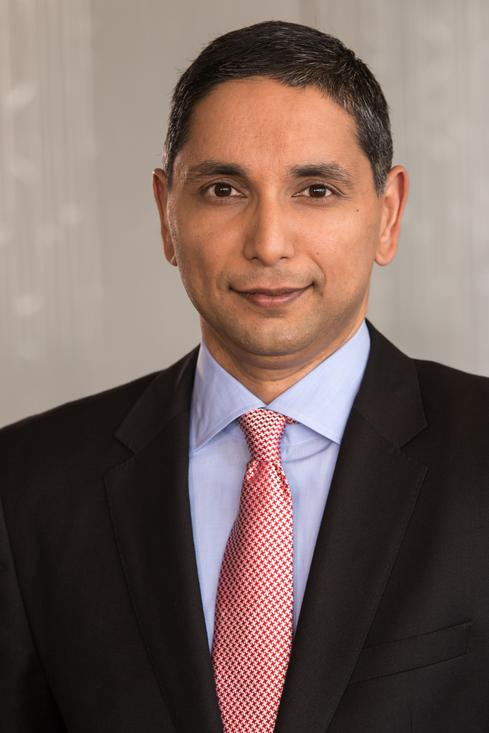 Chetan Phadnis, vice president, Connected Car Engineering  (Image: Allstate)
