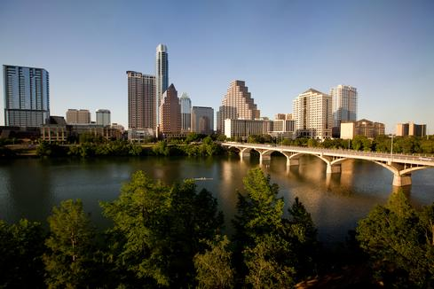 9. Austin, TX Cost of Living Index: 98.5 Software Engineer average salary: $93,931 What it's worth here: $95,362 Program Analyst average salary: $71,619 What it's worth here: $72,710 Systems Administrator average salary: $61,571 What it's worth here: $62,509 (Image: Ed Schipul via Wikipedia)