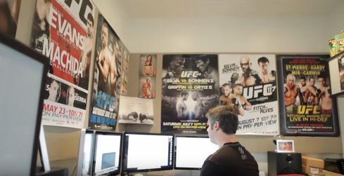 (Image: Jeff Quinn, UFC)