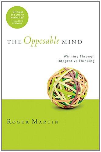 The Opposable Mind Author: Roger L. Martin Want to understand what your CEO is thinking? The best book how successful CEOs think is Martin's The Opposable Mind: Winning Through Integrative Thinking. Not only is it considered a classic leadership book, it also has a simple but important premise: Don't watch what great leaders do, learn how they think. Your situation is different from theirs, so copying their actions makes no sense. Learning to think better does. Of course, this is how good CEOs think. If you don't have a good CEO, I don't know which book tells you how bad CEOs think.  (Image: Harvard Business Review Press via Amazon)