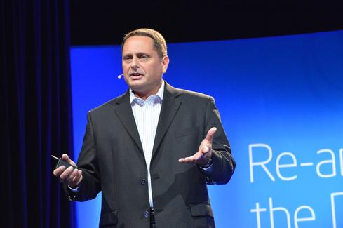 Ron Kasabian, general manager of Big Data Solutions for Intel's Datacenter and Connected Systems Group.