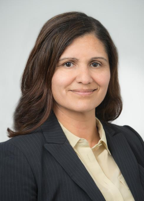 Quest Diagnostics CIO Lidia Fonseca.