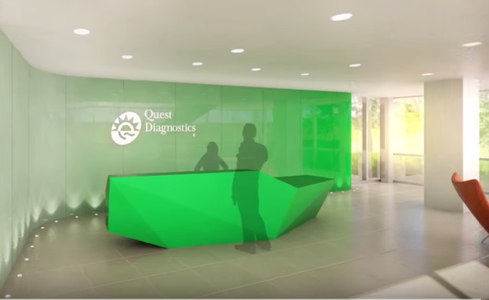 Quest Diagnostics Lab of the Future in Marlborough, MA.