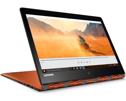 The Lenovo Yoga 900 notebook