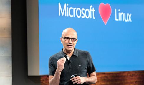 Microsoft CEO Satya Nadella (Image: Microsoft)