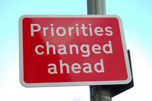 10 Top CIO Priorities: The Reality Vs. The Ideal