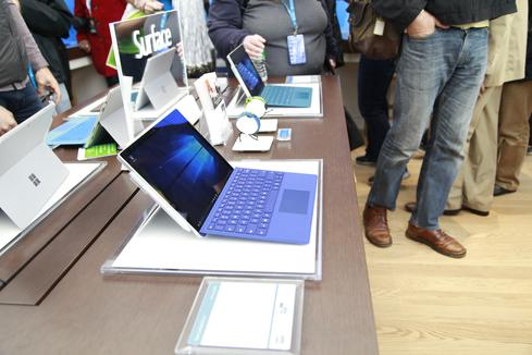 Surface Pro 4 Vs. iPad Pro: High-End Hybrid Showdown