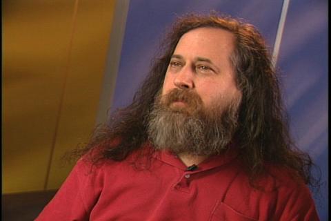(Image: Richard Stallman via stallman.org)