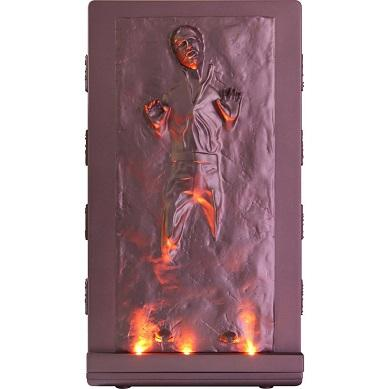 Han Solo In Carbonite: The Fridge 