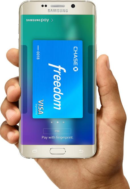 Mobile Payments Might Pop Samsung and Google threw their hats into the mobile payment space in 2015 with Samsung Pay and Android Pay, respectively. Both compete with the iPhone's Apple Pay. All three services have done a commendable job winning over the support of financial institutions, but now have to focus on retailers. Apple Pay and Android Pay are each available at a bit more than 1 million retail locations nationwide at the close of 2015. That's not nearly enough. Samsung Pay is more widely available thanks to its use of NFC and MST (magnetic stripe) technology for making purchases. Others are primed to compete. Walmart recently launched its own app-based mobile purchasing tool and other retailers, such as Target, are weighing similar approaches. As availability proliferates, consumer adoption of mobile payment solutions will rise. (Image: Samsung)