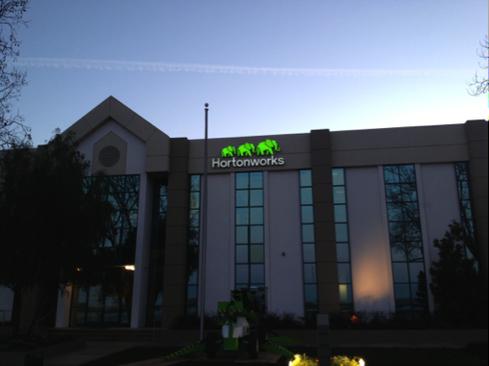 (Image: Hortonworks Headquarters via Hortonworks)