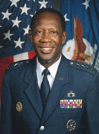 Lester L. Lyles Gen. Lester L. Lyles is the former Commander of the US Air Force Materiel Command, a division responsible for the USAF's Research and Development, Science and Technology, Test, and Logistics Support. Before he became commander, General Lyles was the USAF Vice Chief of Staff and Chief Technology Officer, and prior to that held several leadership positions across the Air Force. After his retirement in 2003, he went on to lead companies, including General Dynamics and KBR Incorporated. He currently serves as chairman of the board of the United Services Automobile Association (USAA). He is also an accomplished engineer, having earned awards including the Astronautics Engineer of the Year (National Space Club) and NASA's Distinguished Public Service Medal for serving on the President's Commission on Implementation of United States Space Exploration Policy. In 2009, he was appointed to the President's Intelligence Advisory Board. (Image: US Air Force)