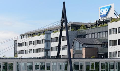 (Image: SAP Headquarters via SAP)