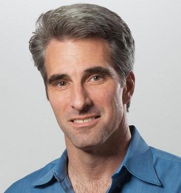 Apple's Craig Federighi