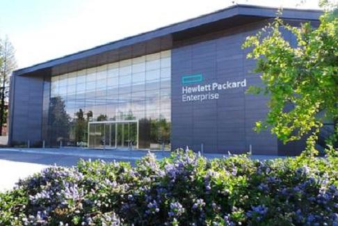 HPE's new headquarters building