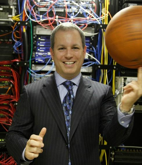 NBA CIO Michael Gliedman (Image: NBA)