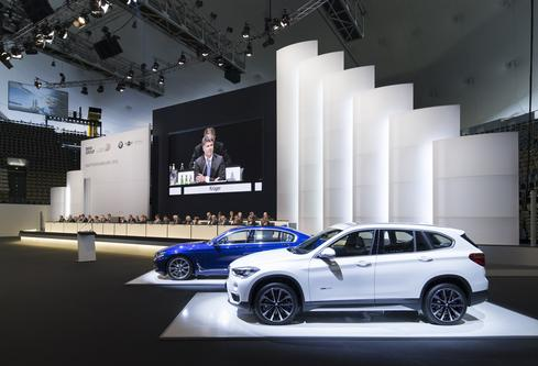 Bmw Plans Electric Self Driving Car For 2021 Informationweek