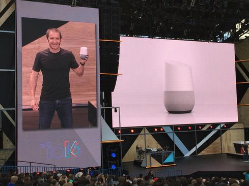 Google I/O 2016: AI, VR Get Day In The Sun