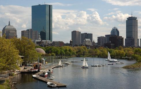 Boston, Massachusetts Boston has a slightly higher cost of living than tech cities in the Midwest, but plenty of opportunities for professionals who currently live in or hope to move to New England. Boston has 121,498 job openings and a job satisfaction rating of 3.4. The median base salary is $67,500 and median home value is $387,400. The hottest tech jobs in Boston include applications developer, solutions architect, and data scientist. (Image: Riptor3000 via Wikimedia Commons)