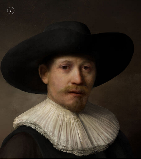 (The Next Rembrandt/Microsoft/ING)