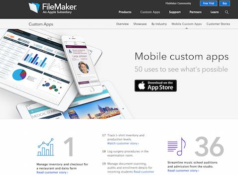 FileMaker Pro 15 Software Prices