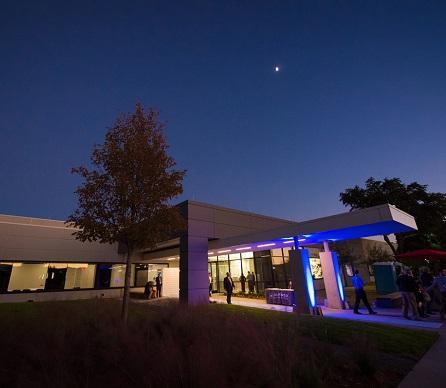 Aligned's Plano, Texas, data center. (Image: Aligned)