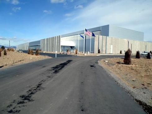 Facebook's Prineville hyperscale data center