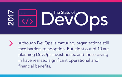 Infographic: The State of DevOps in 2017