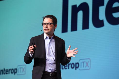 Otto Berkes Interop ITX keynote