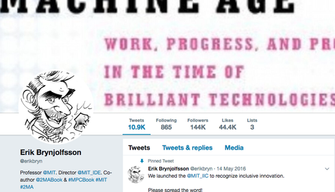 Erik Brynjolfsson