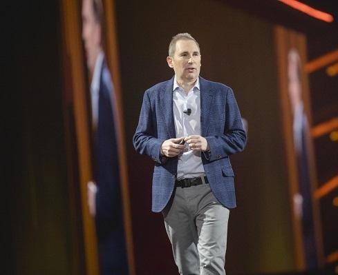 Andy Jassy, AWS