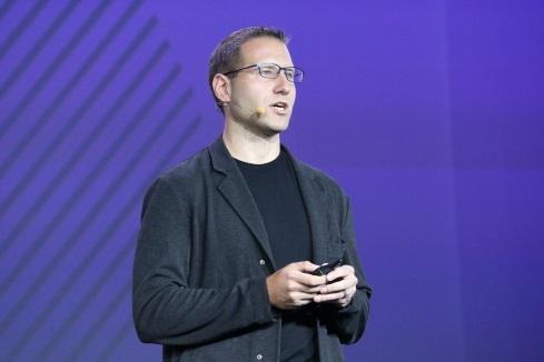 Chris Aniszczyk, CTO, Cloud Native Computing FoundationImage: Joao-Pierre S. Ruth