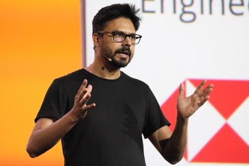 Rajeev Mahajan, global head of DevOps engineering, HSBC Image: Joao-Pierre S. Ruth
