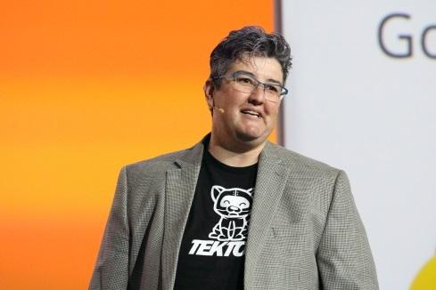 Tara Hernandez, senior engineering manager, Google Cloud Platform Image: Joao-Pierre S. Ruth