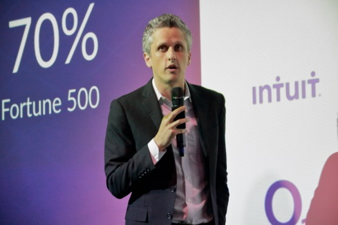 Aaron Levie, Box CEOImage: Joao-Pierre S. Ruth