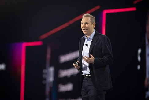 AWS CEO Andy Jassy Image: Amazon Web Services