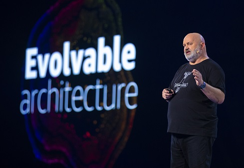 Amazon CTO Werner VogelsImage: Amazon Web Services