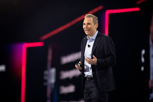 Andy Jassy: Speed is Not Preordained; It's a Choice