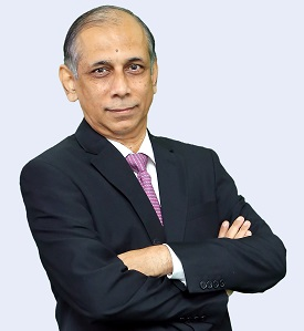 PR Krishnan, Tata Consultancy Services