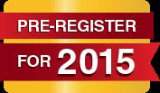 Pre-Register for 2015