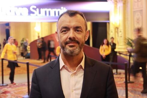 Tristan Morel L'Horset, senior managing director, Accenture Cloud First. Credit: Joao-Pierre S. Ruth